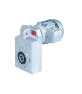 F series - Shaft mounted gearmotors