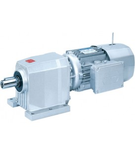C series - In-line helical gearmotors