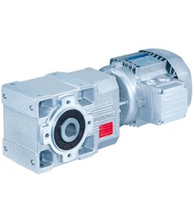 A series - Helical-bevel gearmotors