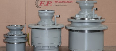 Gearboxes winch version
