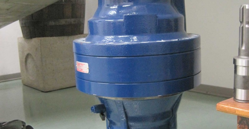 Gearboxes with high reduction ratio